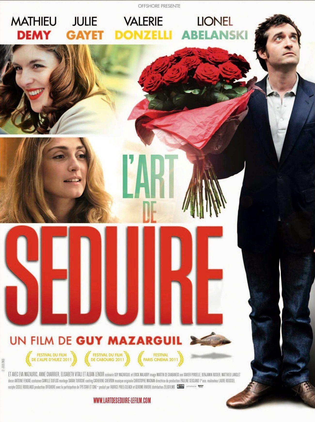 L'Art de séduire - Film (2011)
