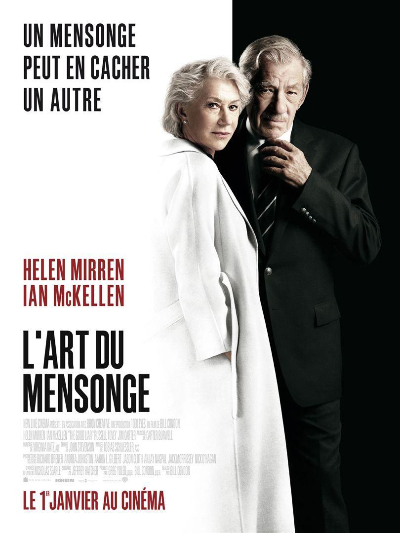 L'Art du mensonge - Film (2020)