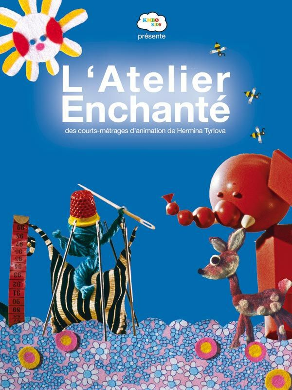 L'Atelier Enchanté - Film (1970)