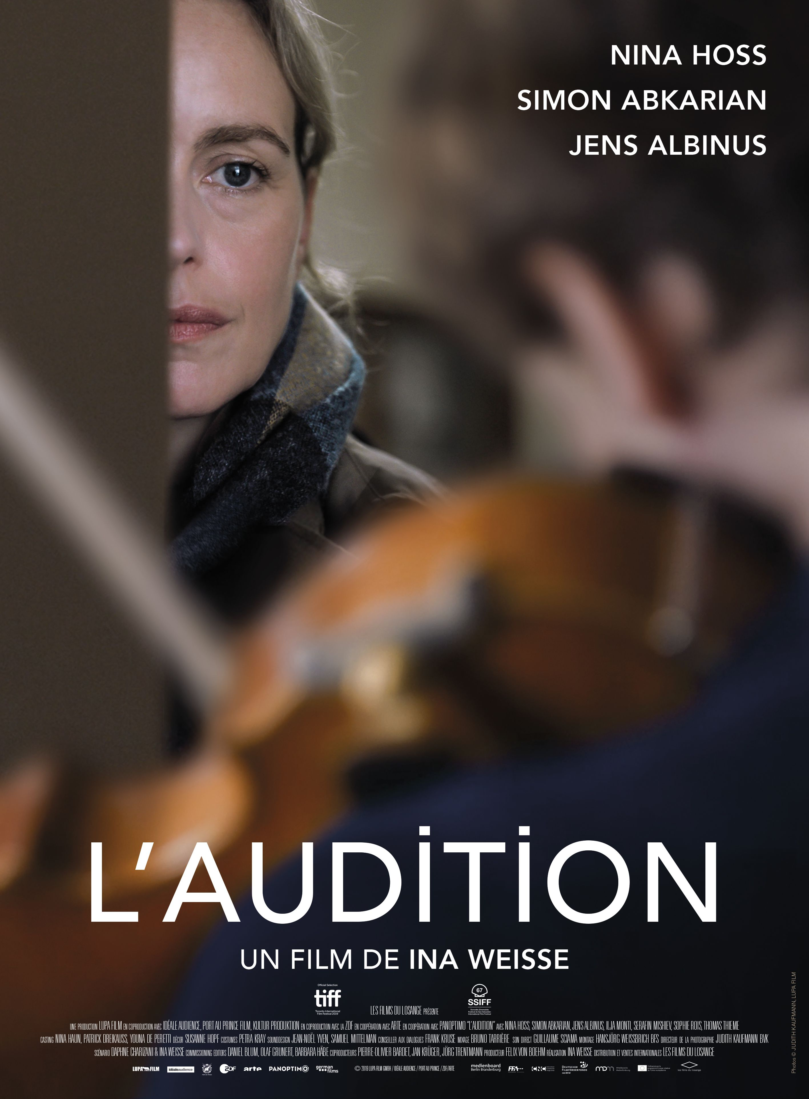 L'Audition - Film (2019)