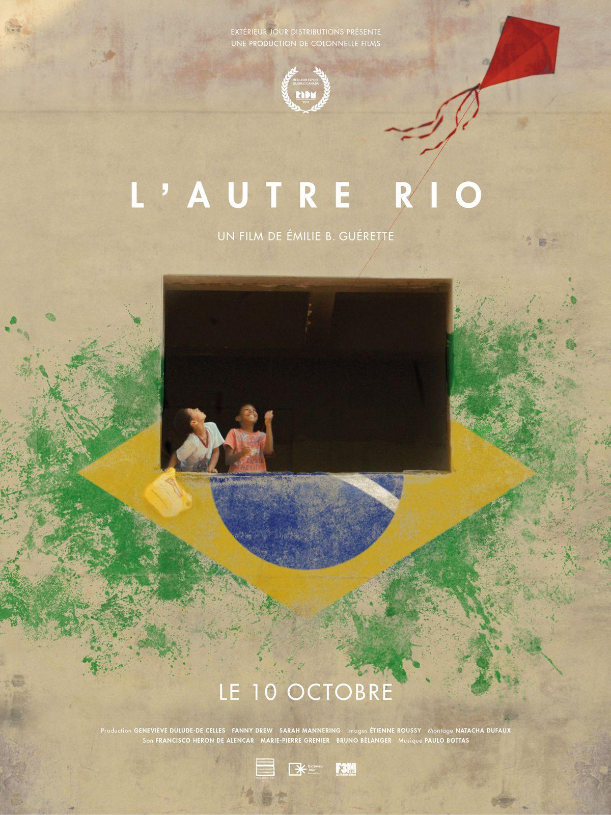 L'Autre Rio - Documentaire (2018)
