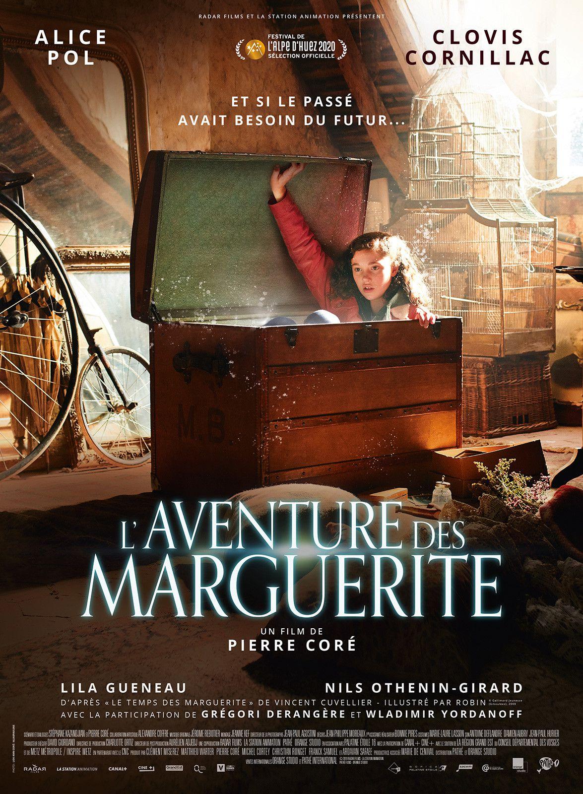 L'Aventure des Marguerite - Film (2020)