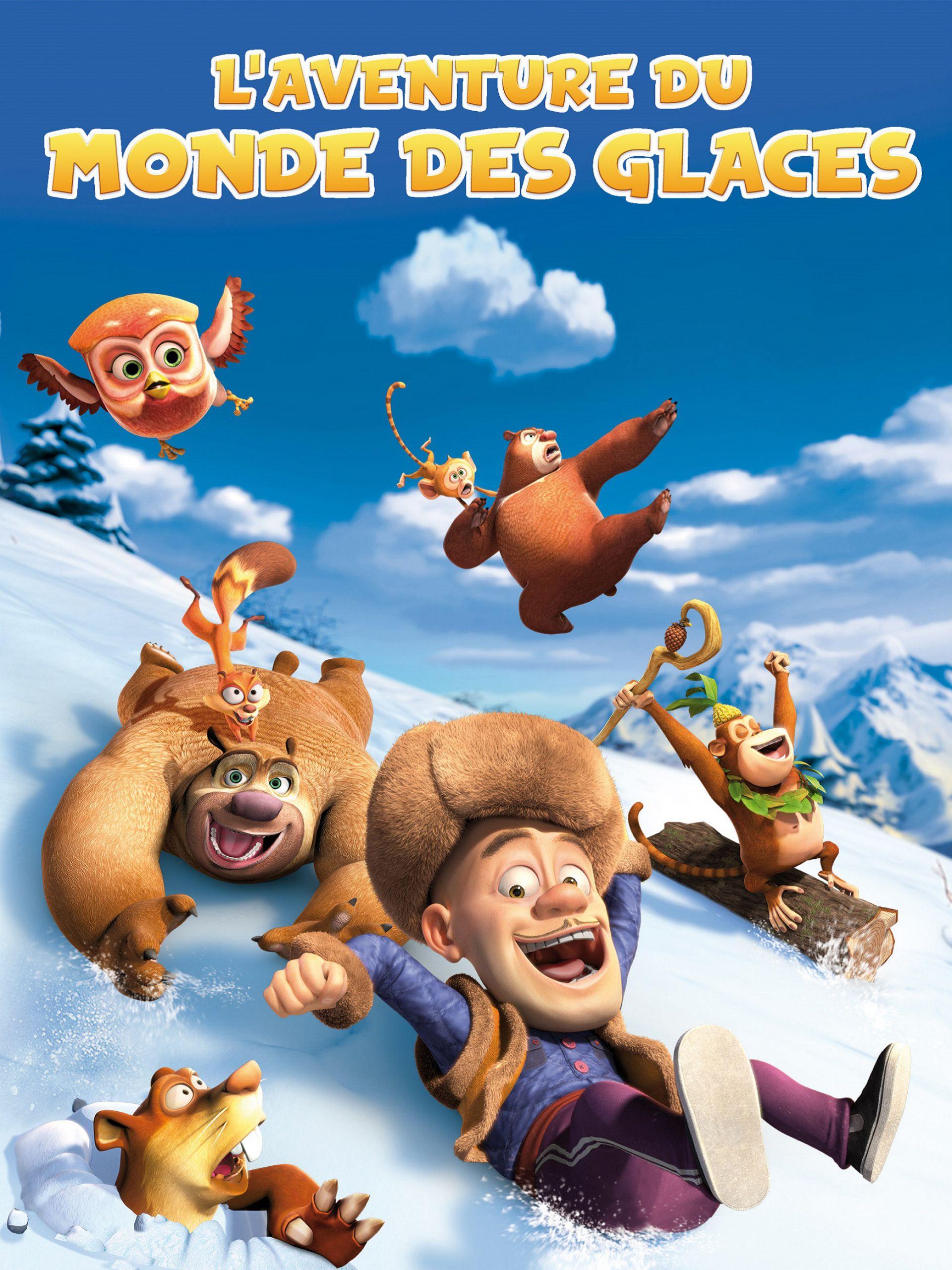 L'Aventure du Monde des glaces - Long-métrage d'animation (2015)