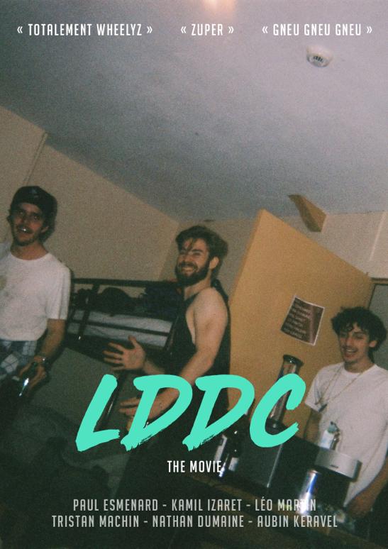 LDDC - THE MOVIE - Documentaire (2018)