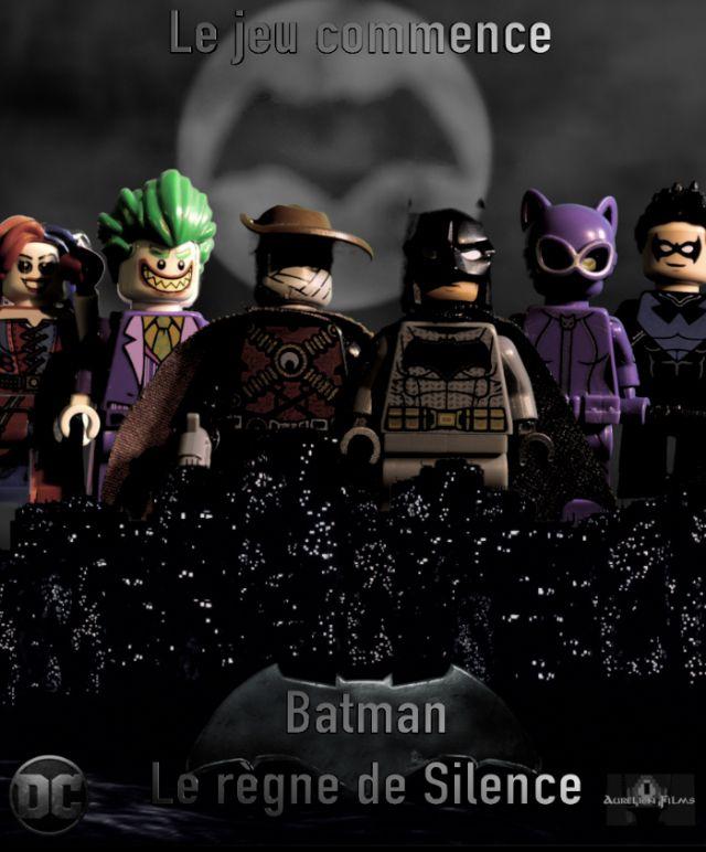 LEGO Batman Le règne de Silence - Long-métrage d'animation (2018)