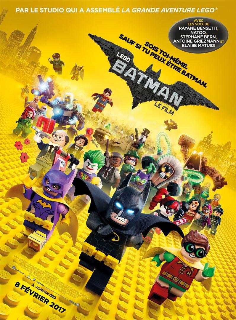 LEGO Batman, le film - Long-métrage d'animation (2017)