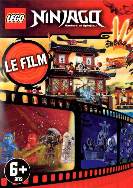 LEGO Ninjago : La Légende de Ninjago - Long-métrage d'animation (2011)