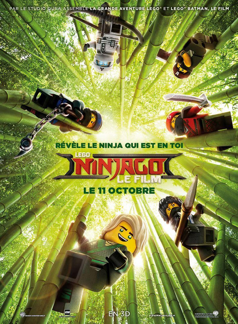 LEGO Ninjago, le film - Long-métrage d'animation (2017)