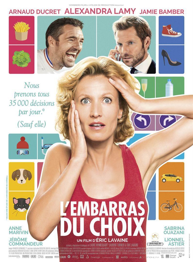 L'Embarras du choix - Film (2017)