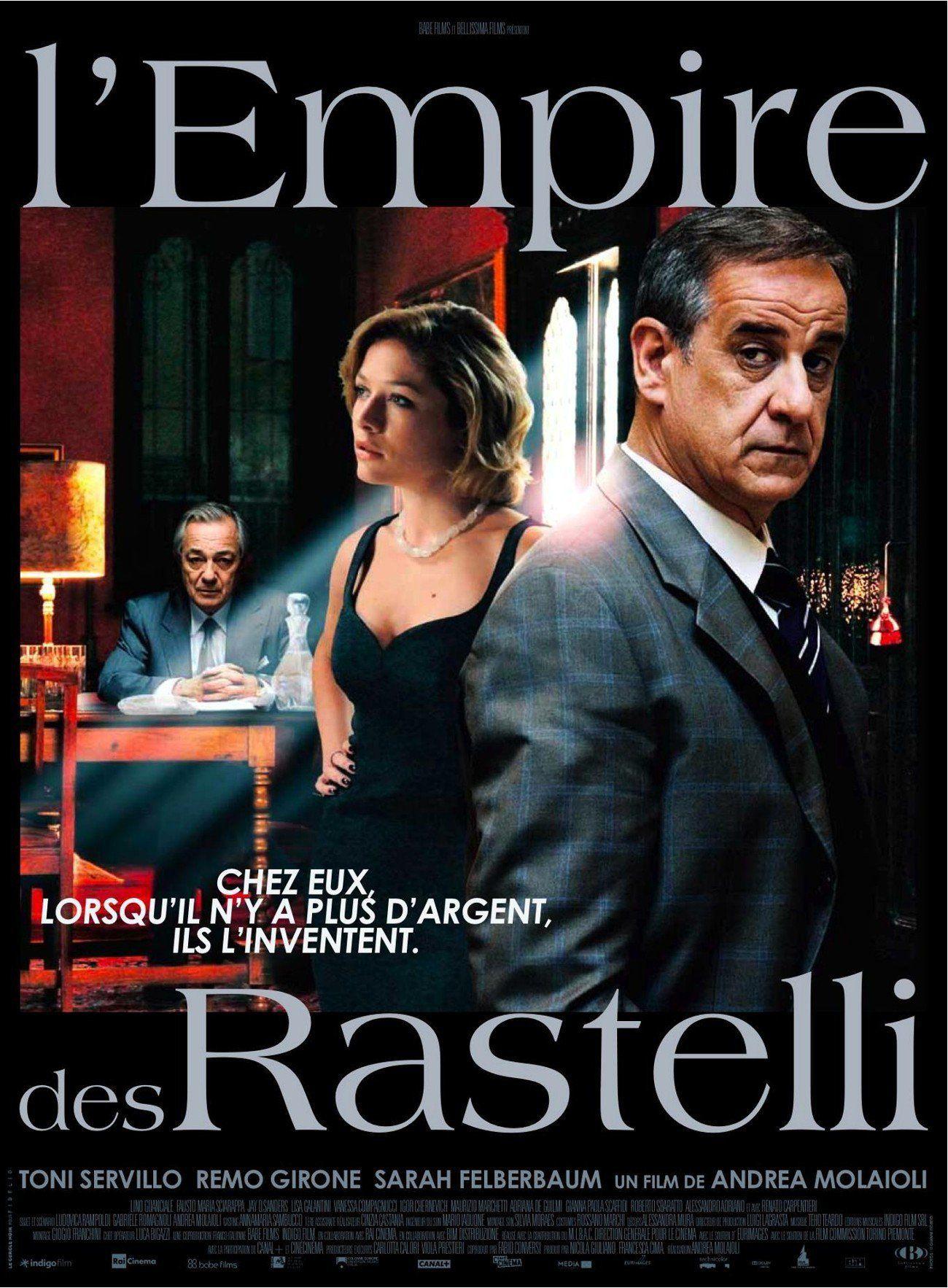 L'Empire des Rastelli - Film (2011)