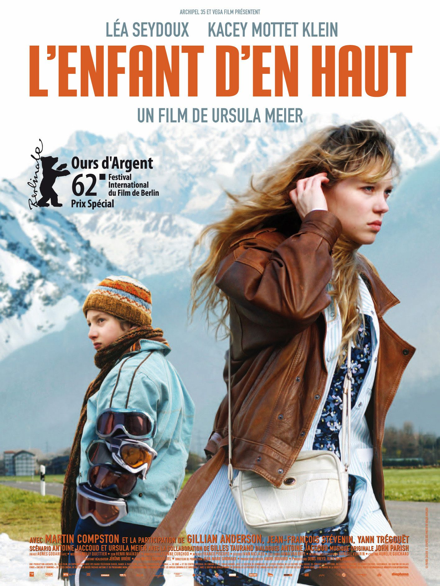L'Enfant d'en haut - Film (2012)