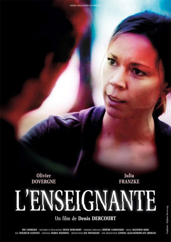 L'Enseignante - Film (2019)