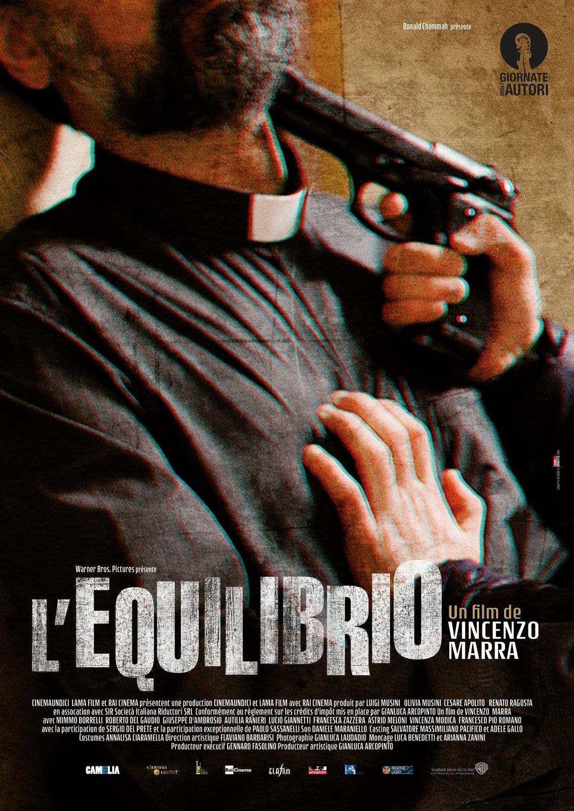 L'Equilibrio - Film (2019)