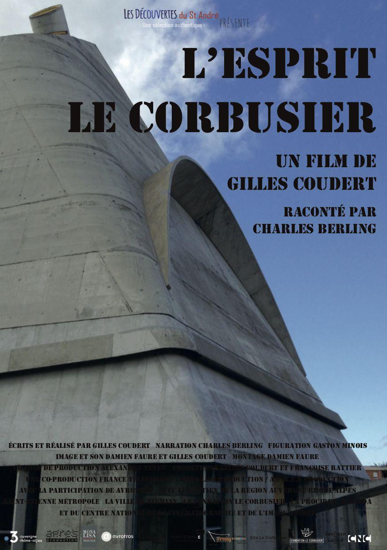 L'Esprit Le Corbusier - Documentaire (2019)