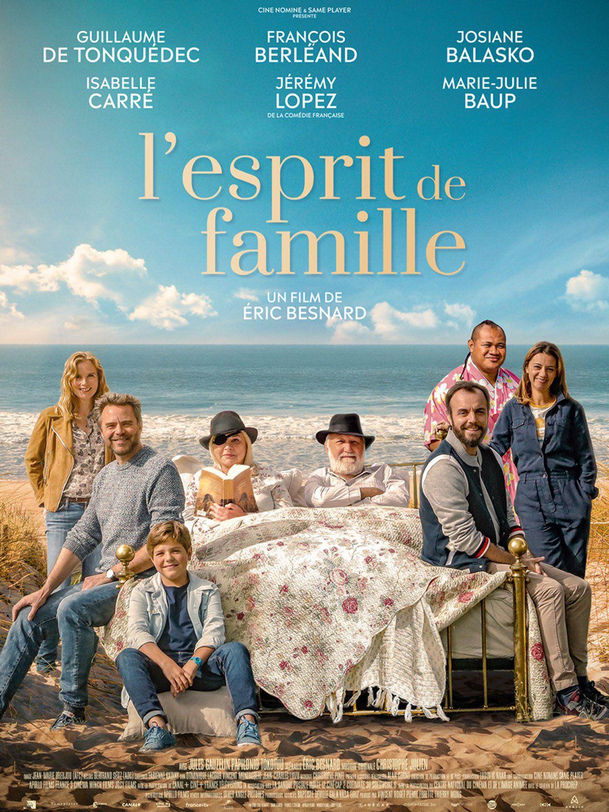 L'Esprit de famille - Film (2020)