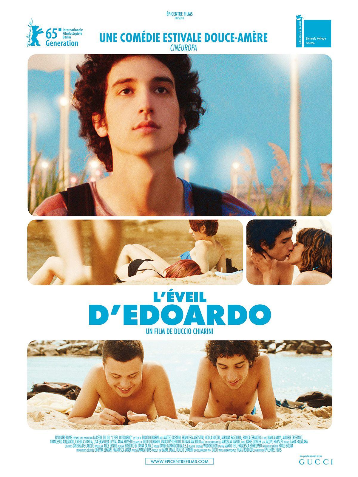L'Eveil d'Edoardo - Film (2015)