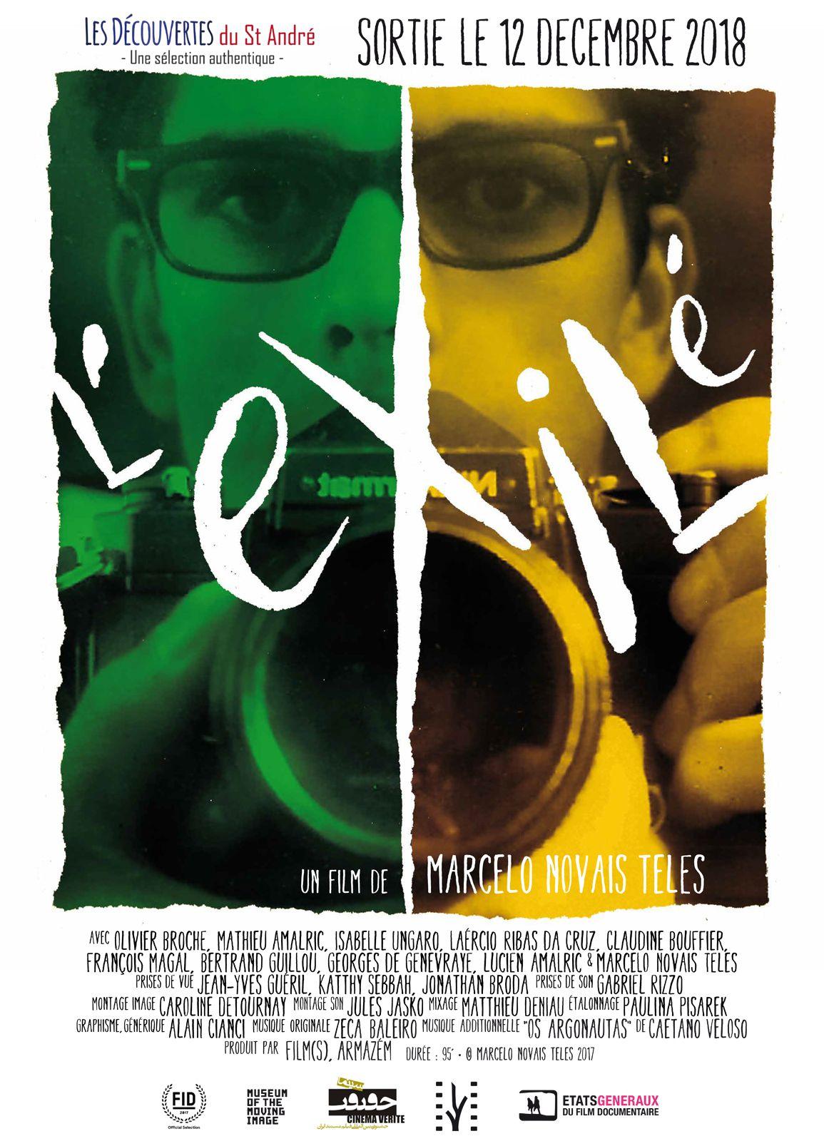 L'Exilé - Documentaire (2018)