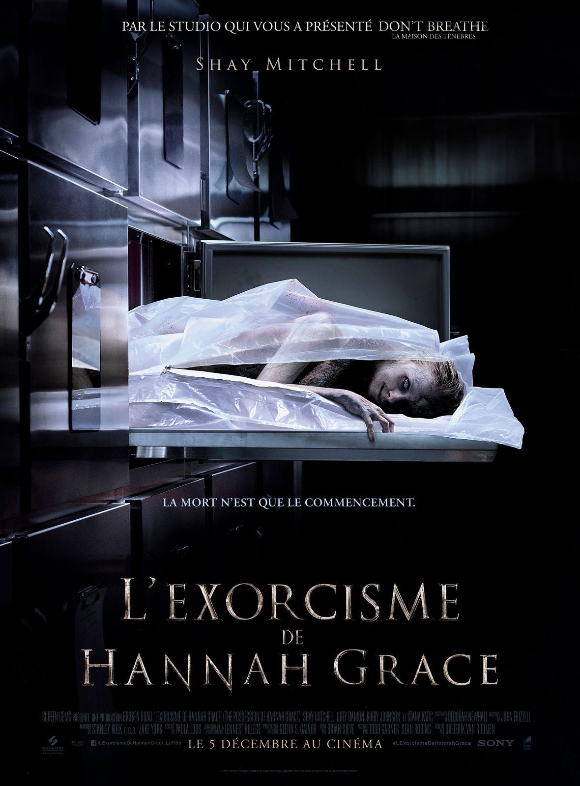 L'Exorcisme de Hannah Grace - Film (2018)