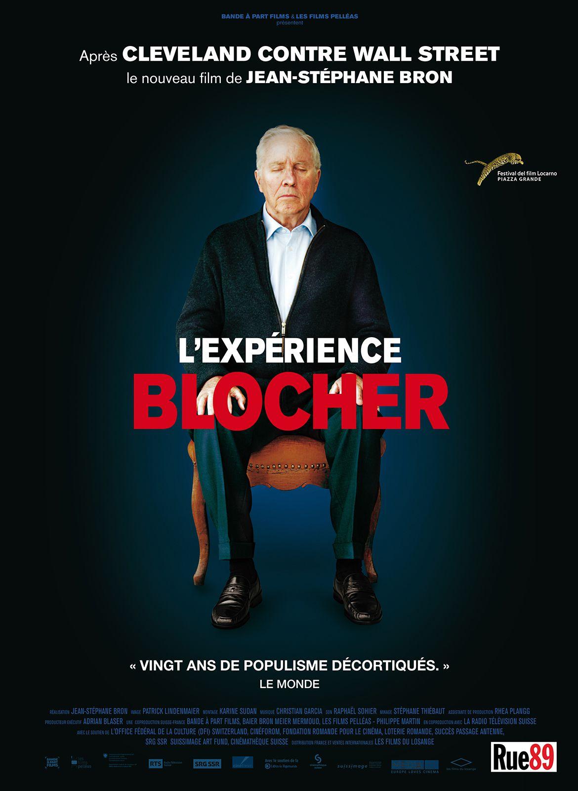 L'Expérience Blocher - Documentaire (2014)