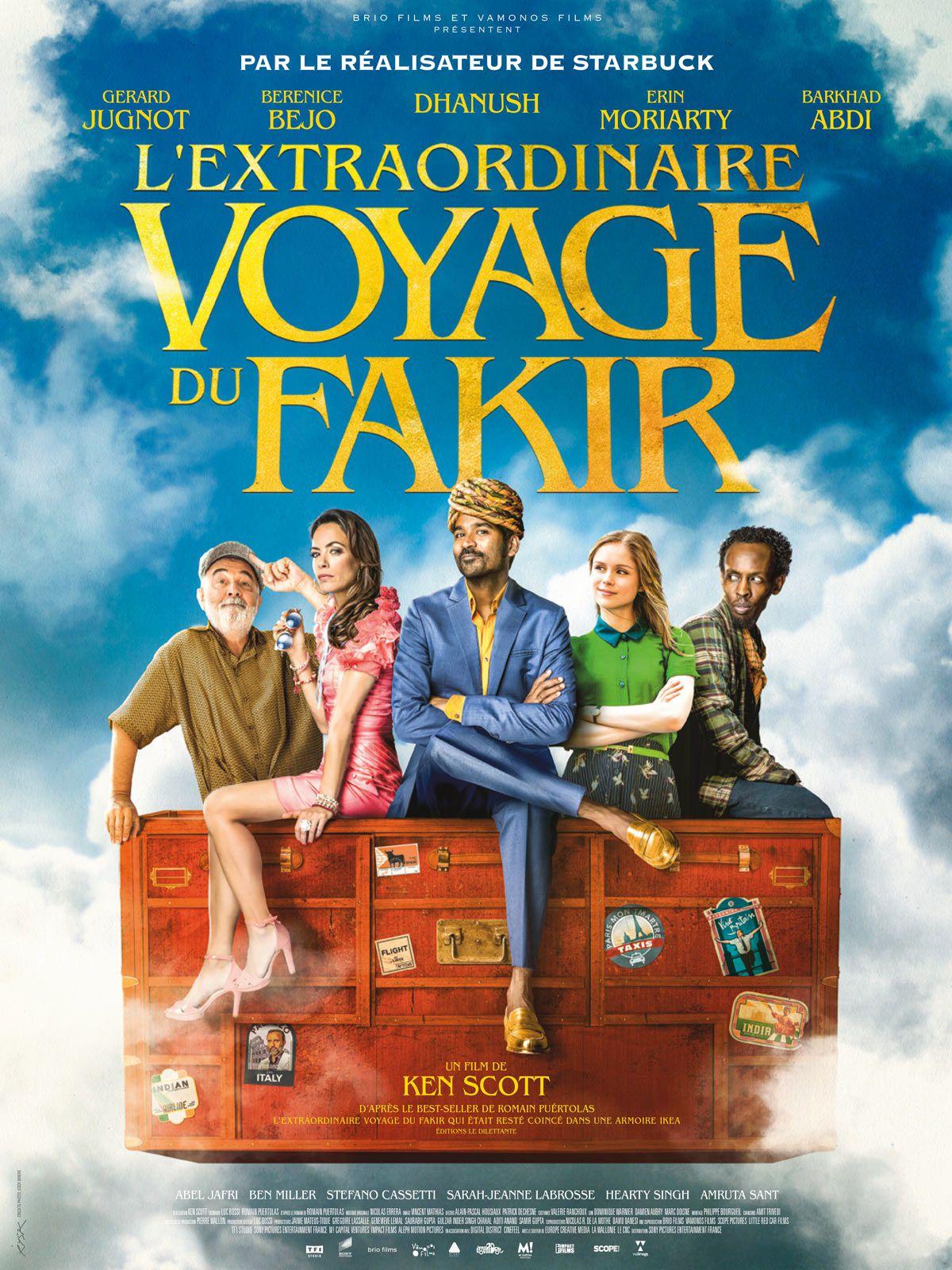 L'Extraordinaire Voyage du Fakir - Film (2018)