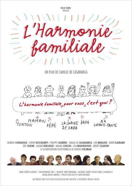 L'Harmonie Familiale - Film (2013)
