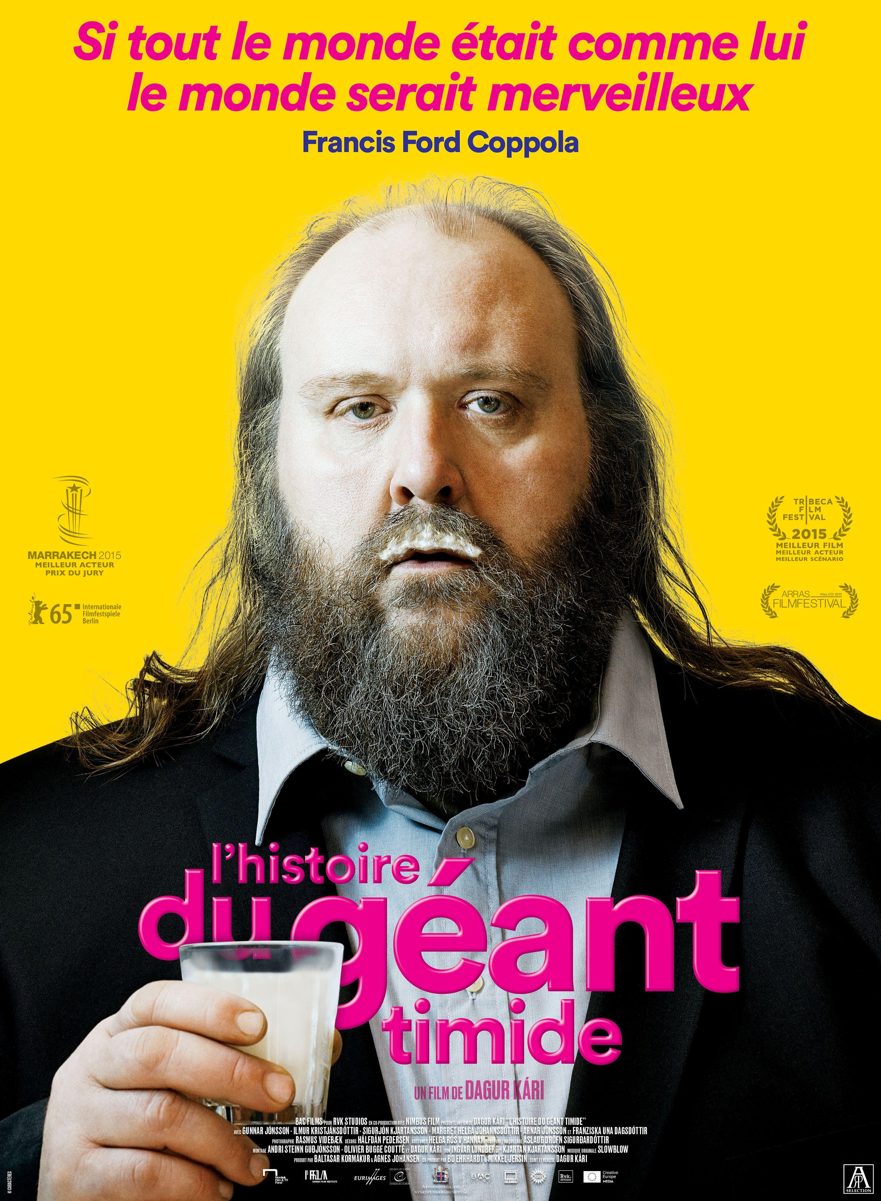 L'Histoire du Géant Timide - Film (2015)