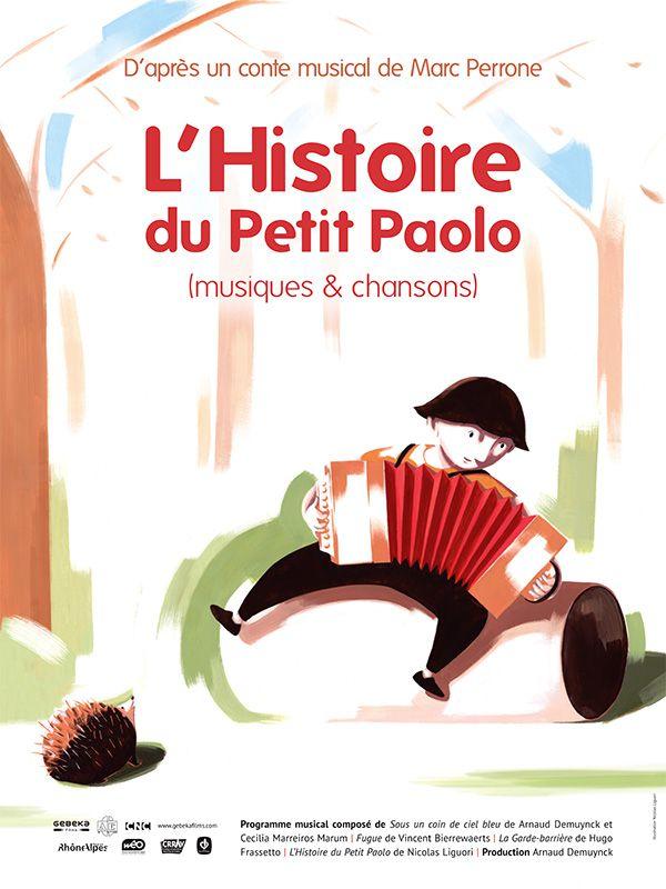 L'Histoire du petit Paolo - Film (2012)