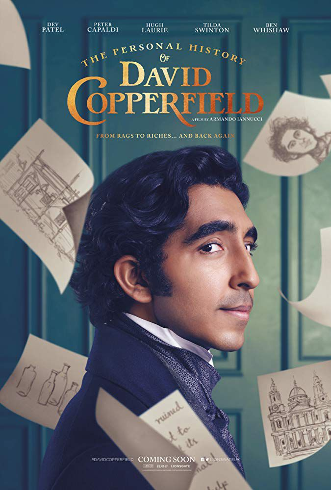 L'Histoire personnelle de David Copperfield - Film (2021)