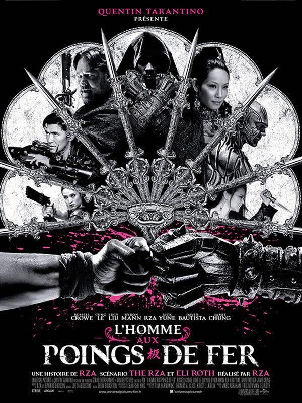 L'Homme aux poings de fer - Film (2012)