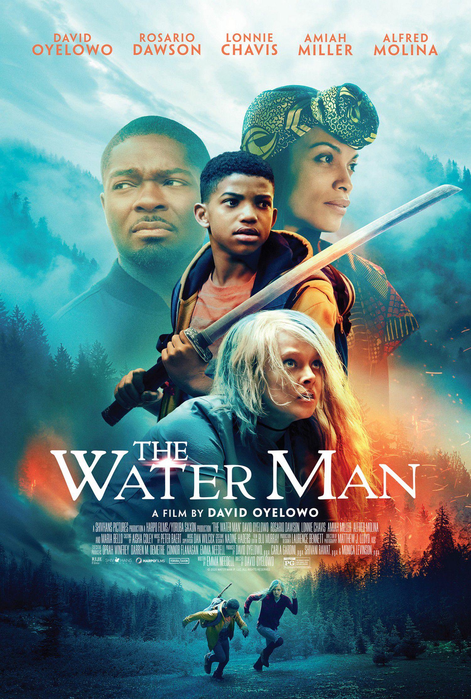 L'Homme de l'eau - Film (2020)