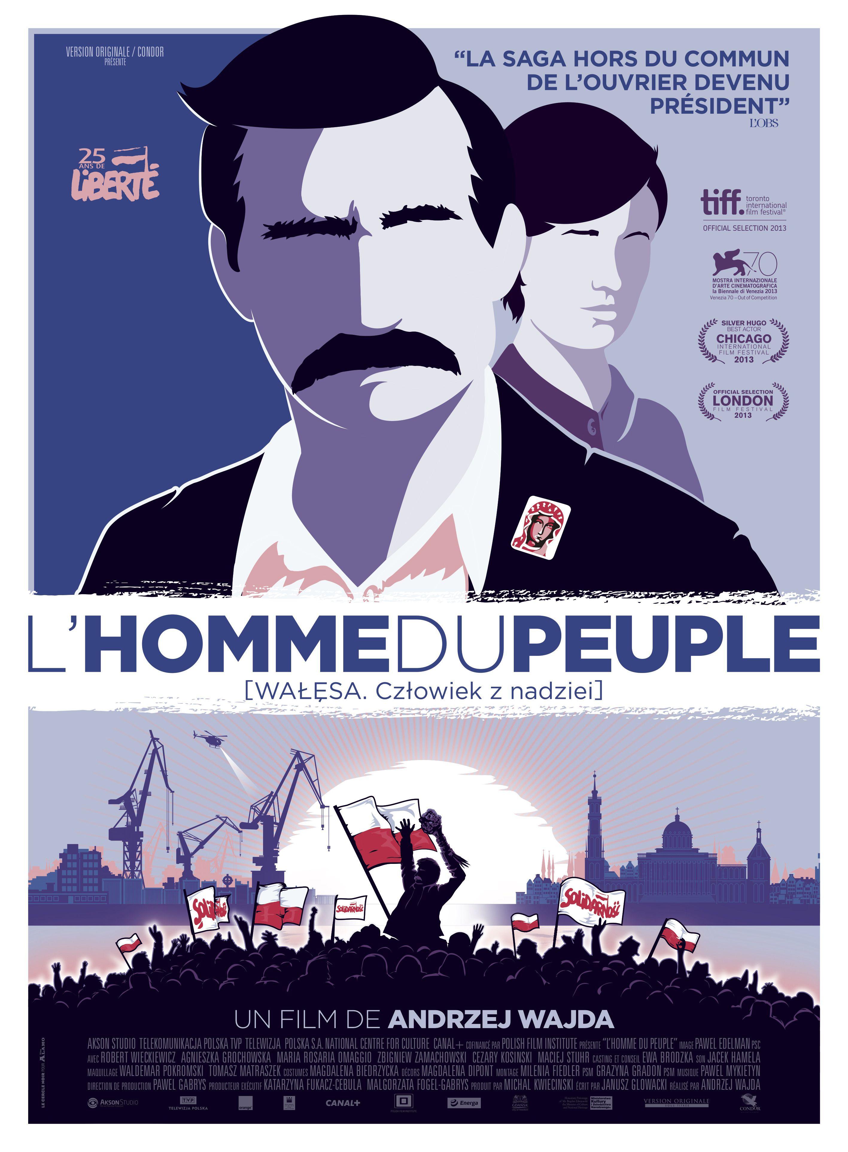 L'Homme du peuple - Film (2014)