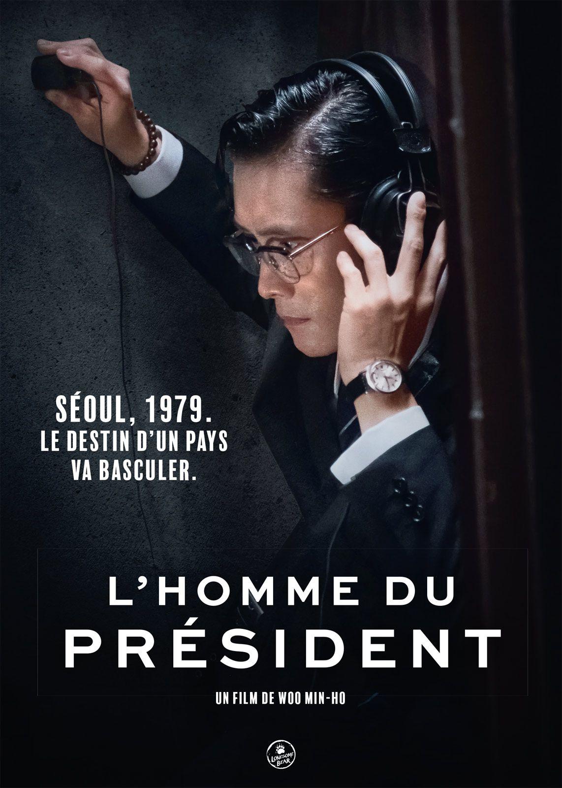 L'Homme du président - Film (2020)