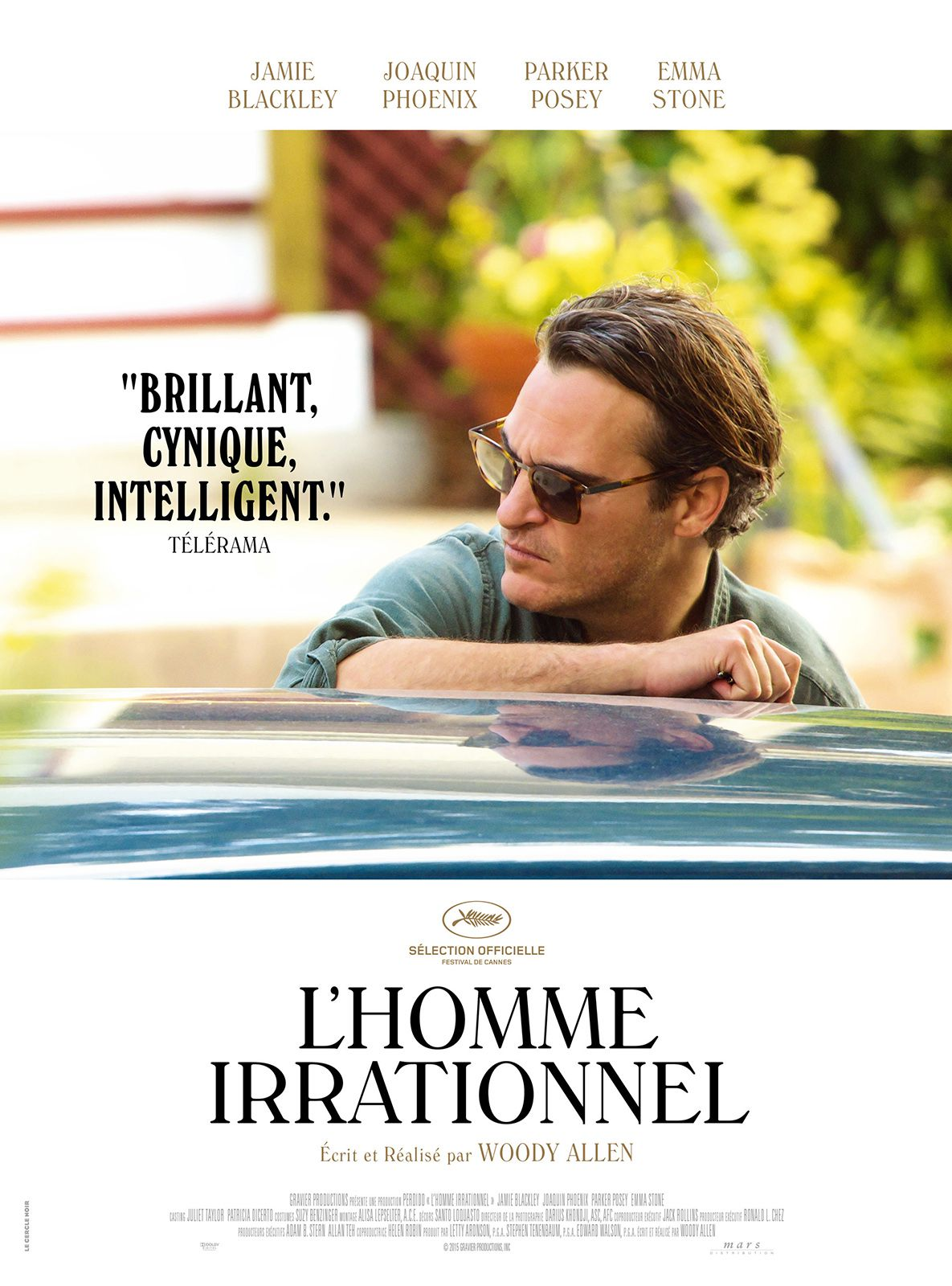 L'Homme irrationnel - Film (2015)