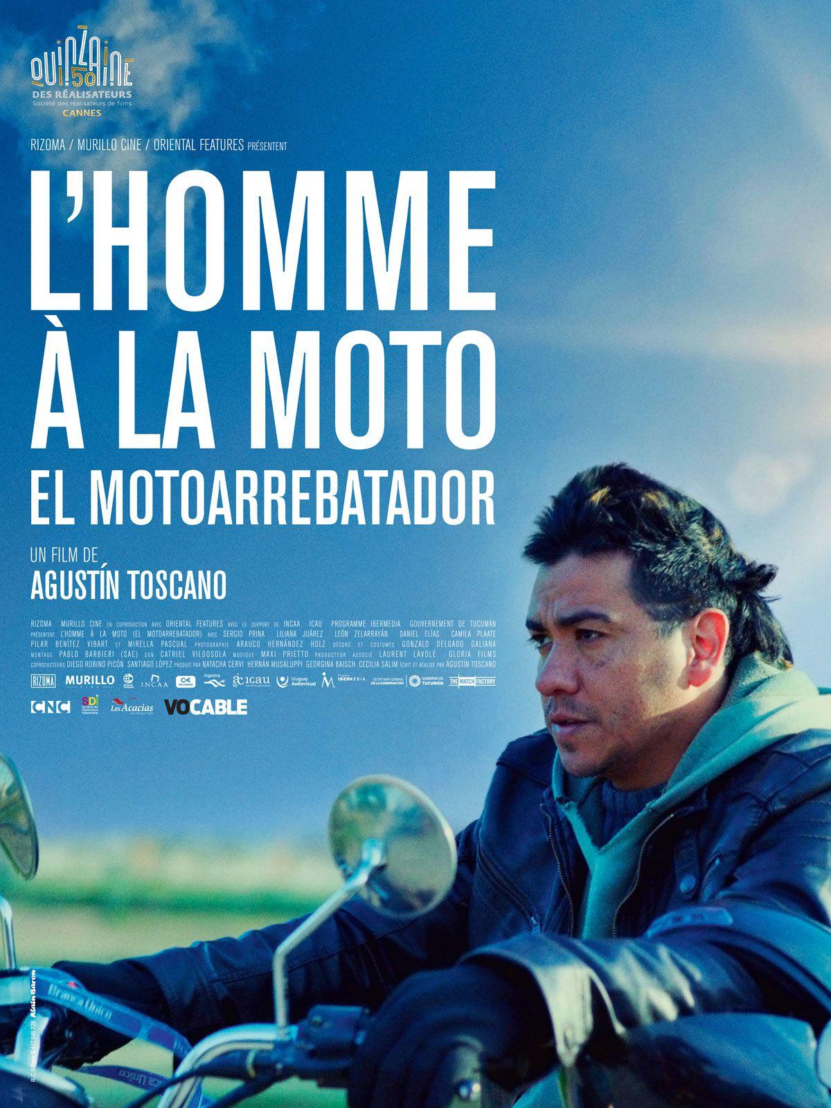 L'Homme à la moto - Film (2019)