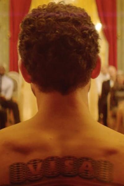L'Homme qui avait vendu sa peau - Film (2020)