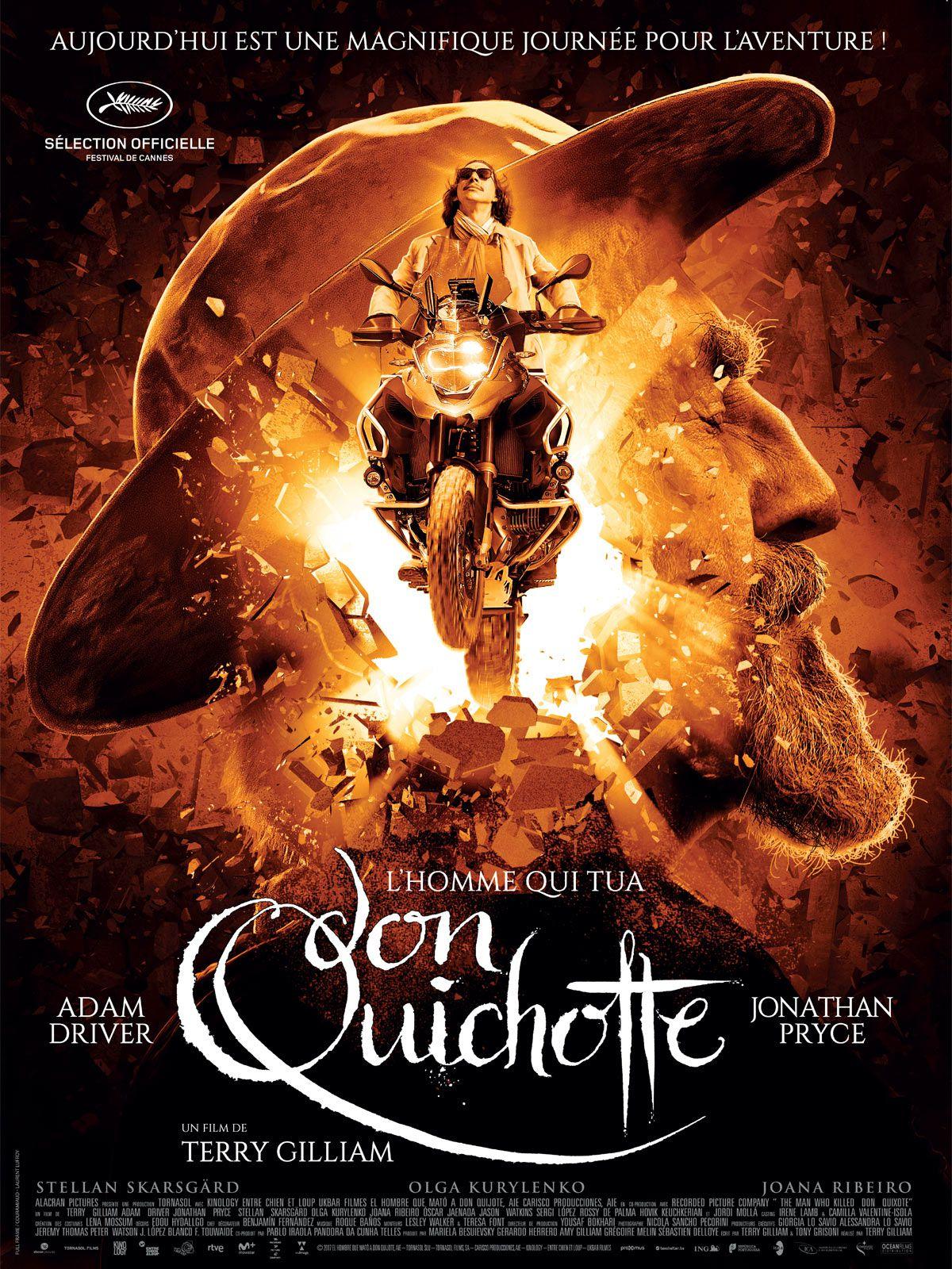 L'Homme qui tua Don Quichotte - Film (2018)