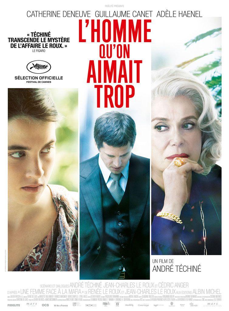 L'Homme qu'on aimait trop - Film (2014)