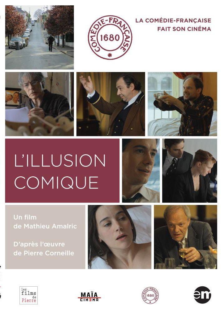 L'Illusion comique - Film (2010)