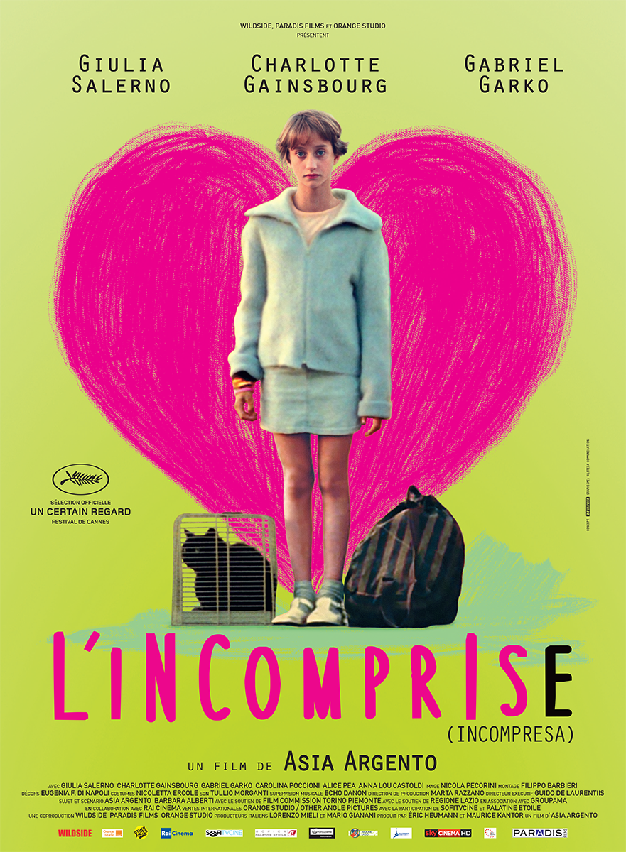L'Incomprise - Film (2014)