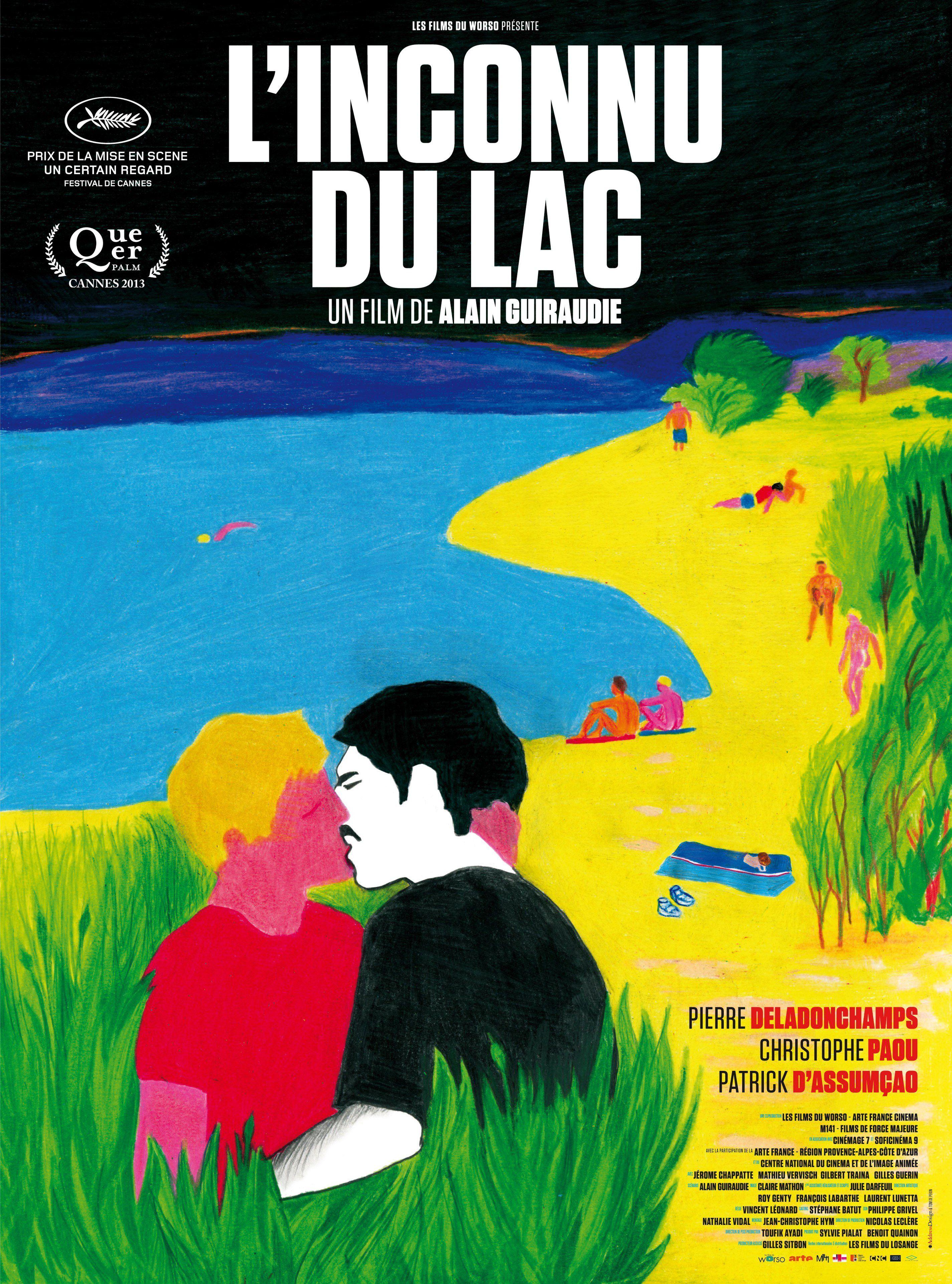 L'Inconnu du lac - Film (2013)