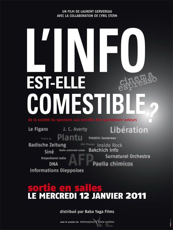 L'Info est-elle comestible ? - Film (2011)