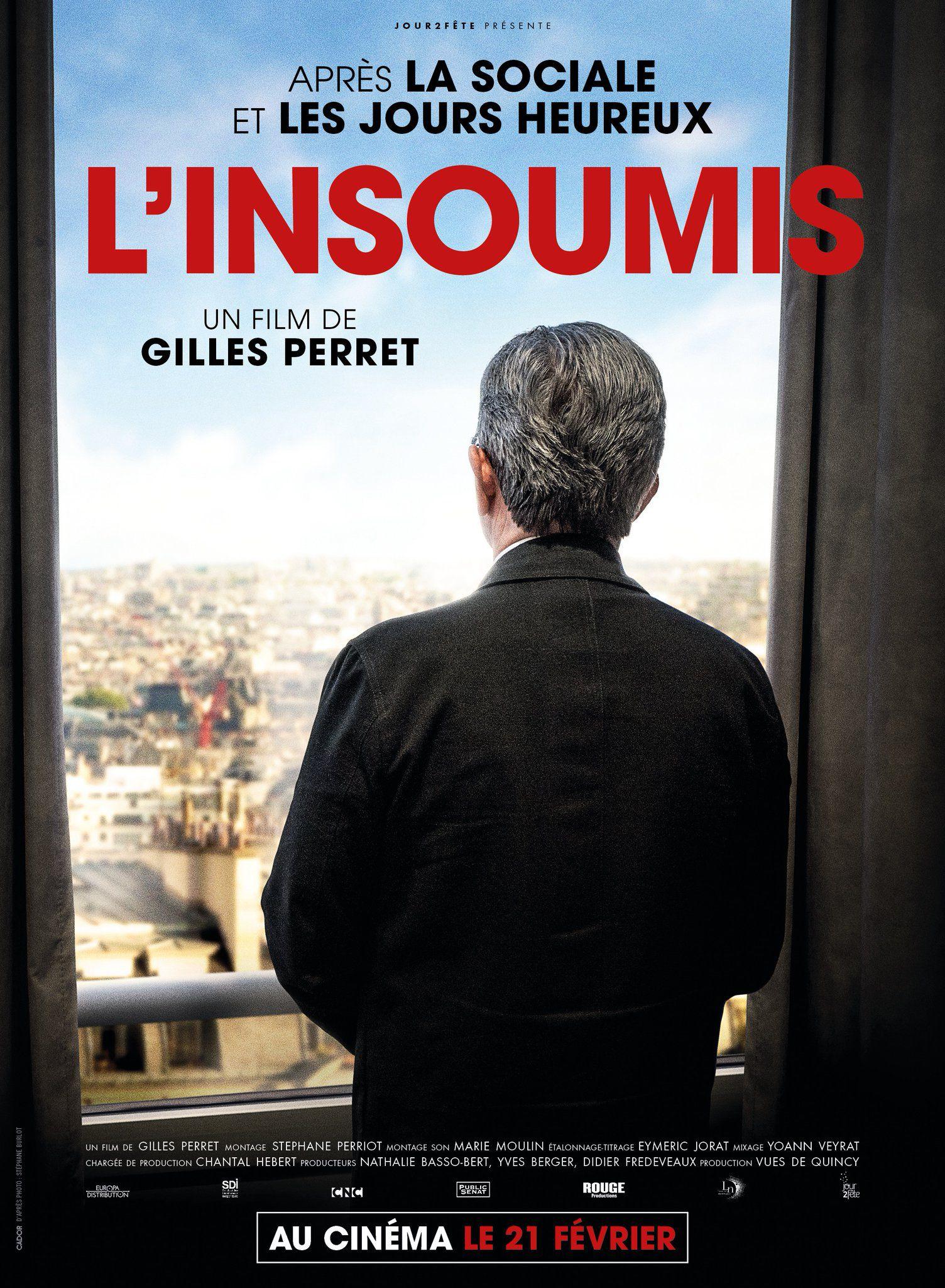 L'Insoumis - Documentaire (2018)