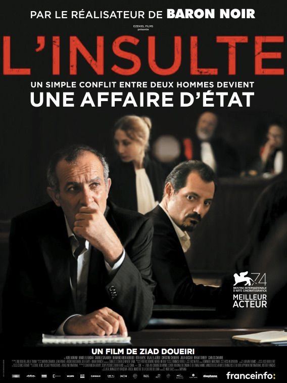 L'Insulte - Film (2018)