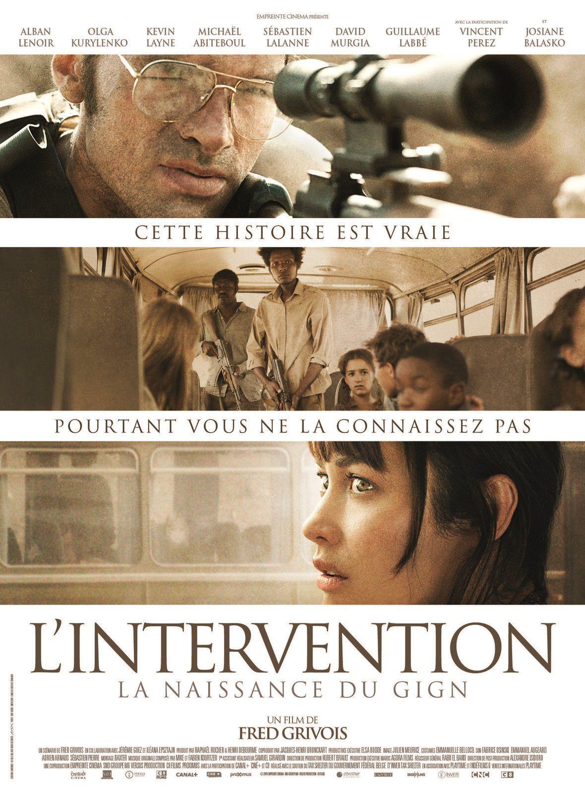 L'Intervention - Film (2019)