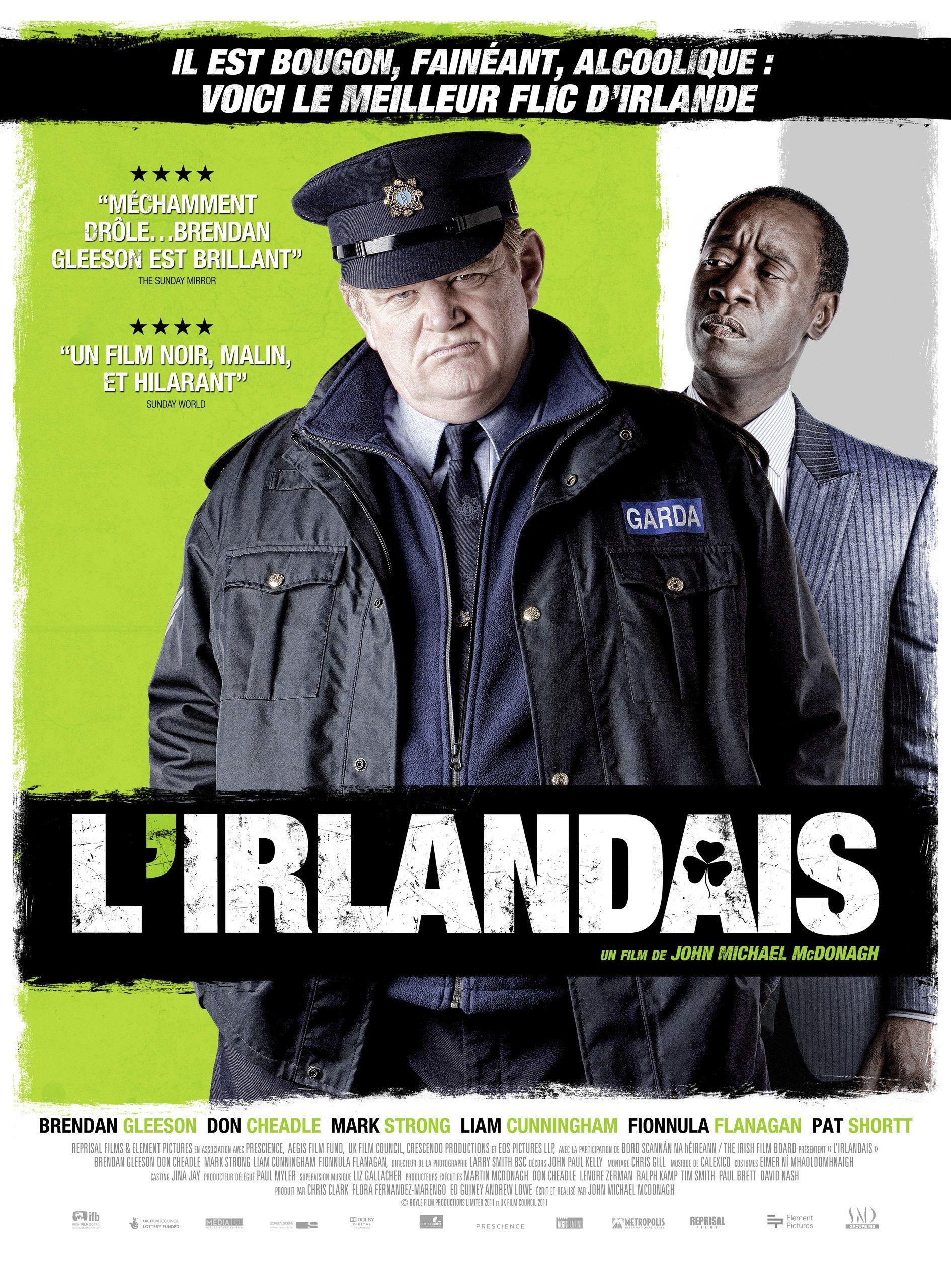 L'Irlandais - Film (2011)