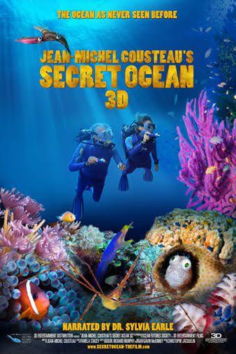 L'Océan secret - Documentaire (2015)