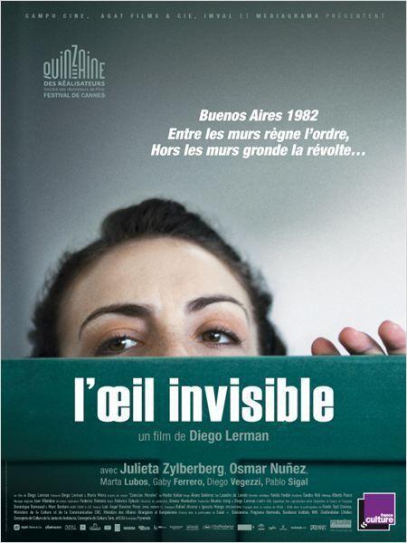 L'Oeil Invisible - Film (2011)