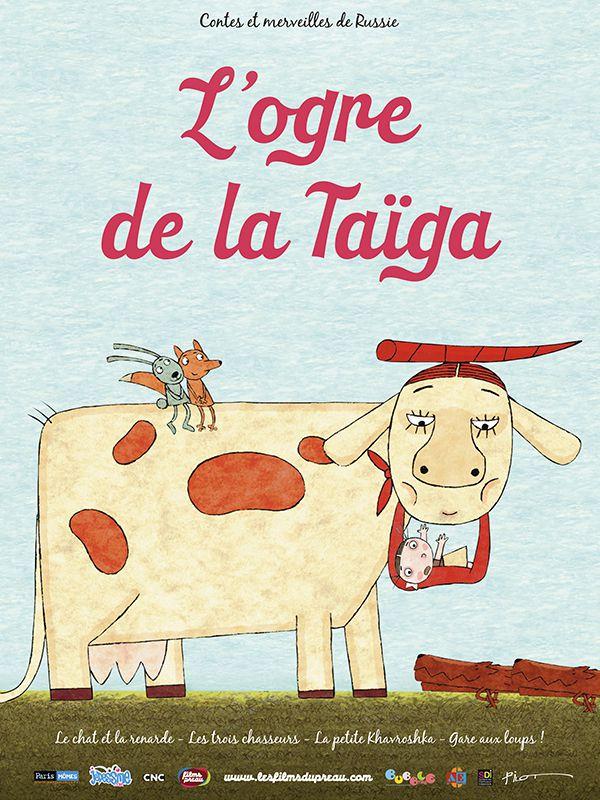L'Ogre de la taïga - Film (2010)