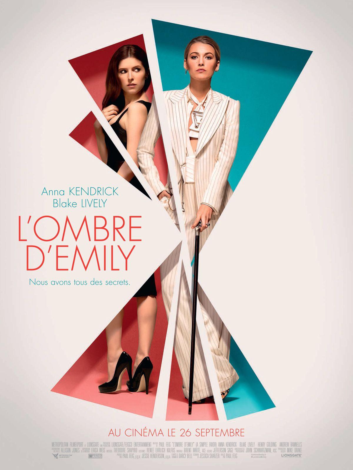 L'Ombre d'Emily - Film (2018)