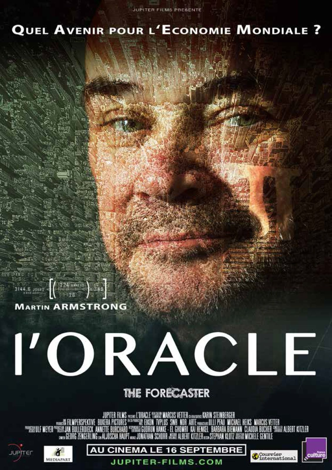 L'Oracle - Documentaire (2014)